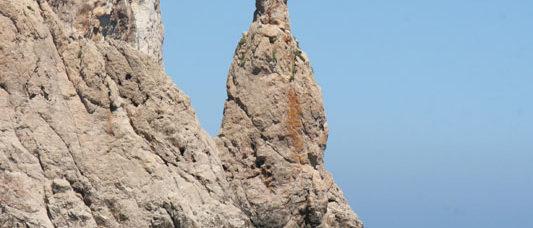 punta o roccia del papa