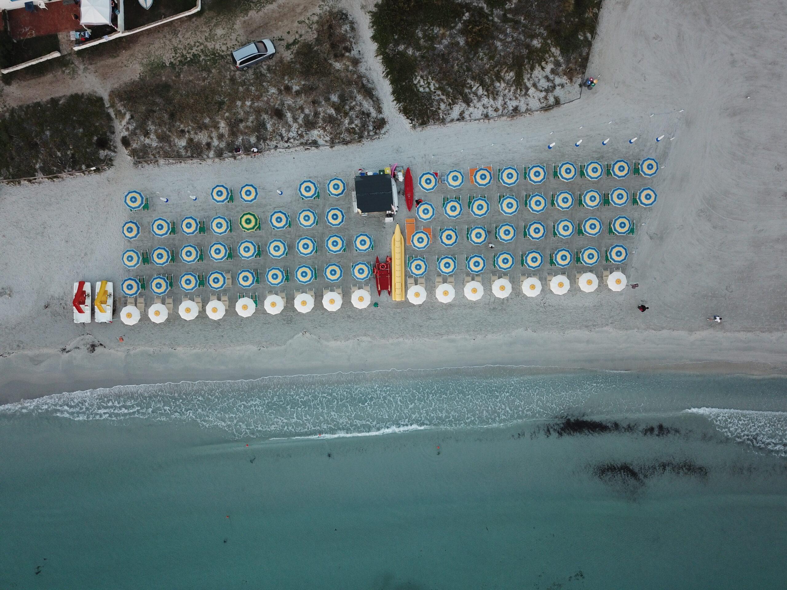stabilimento della mediomare spiaggia la cinta san teodoro